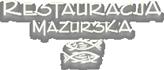 Restauracja Mazurska w Krutyni Logo